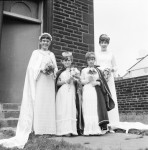 Four Queens In Stoneyholme Procession (1 of 5)