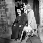 Vicar's Vigil In Church Porch Raises £190