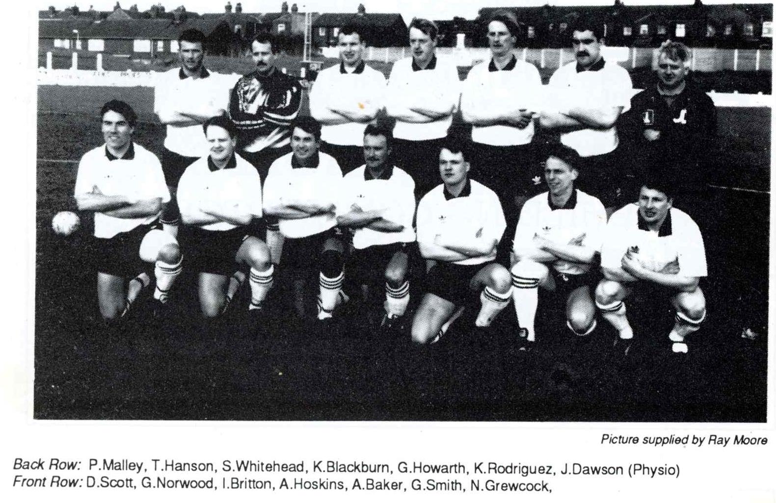 Bank Hall Team 1992