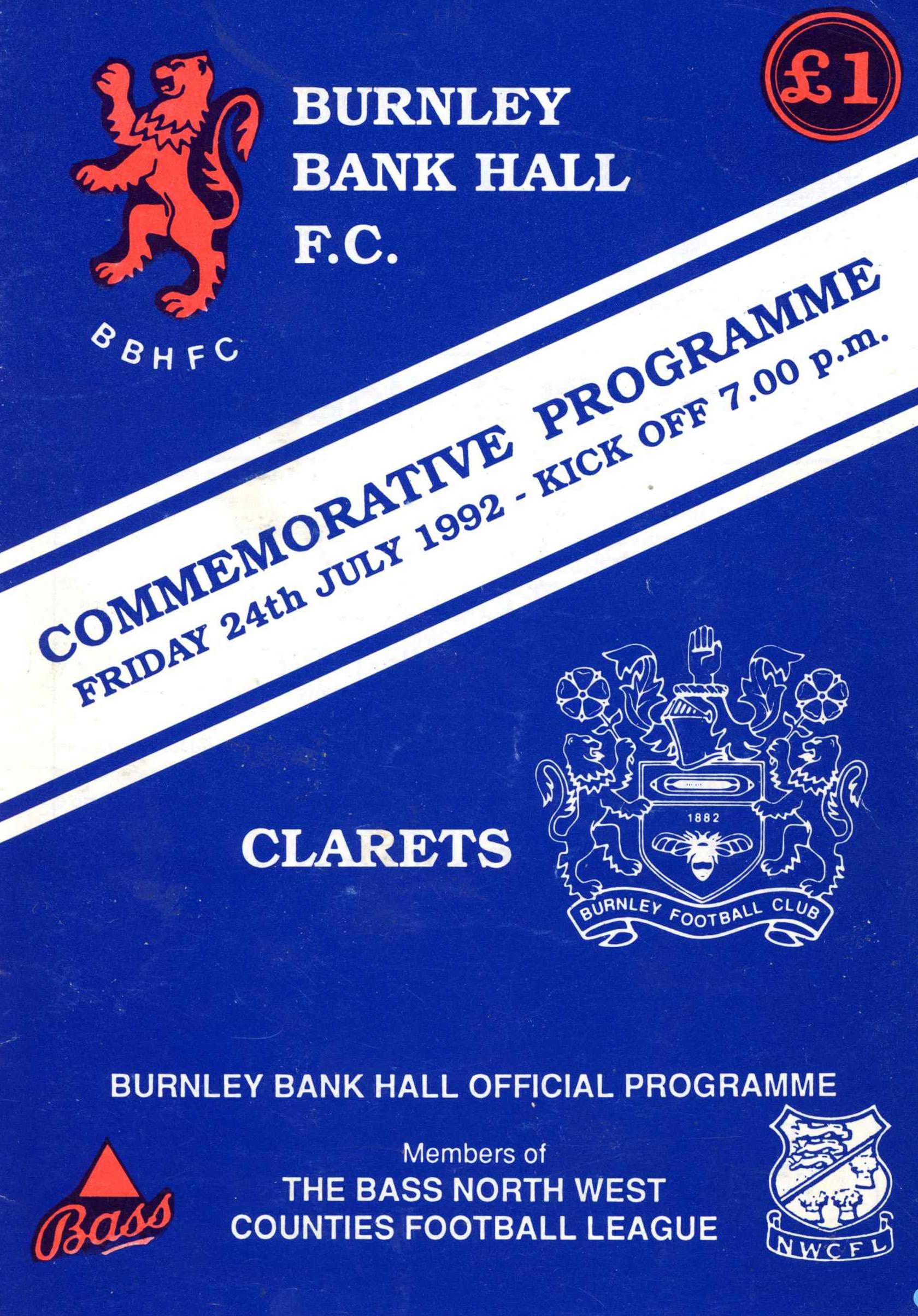 1992 Programme