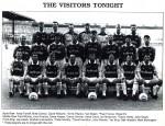 Burnley Football Team 1992