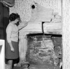 Tucked Away - A Tudor Fireplace