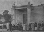 Impressive Service At Crematorium Opening