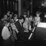 Young Musicians Tune For The Concert