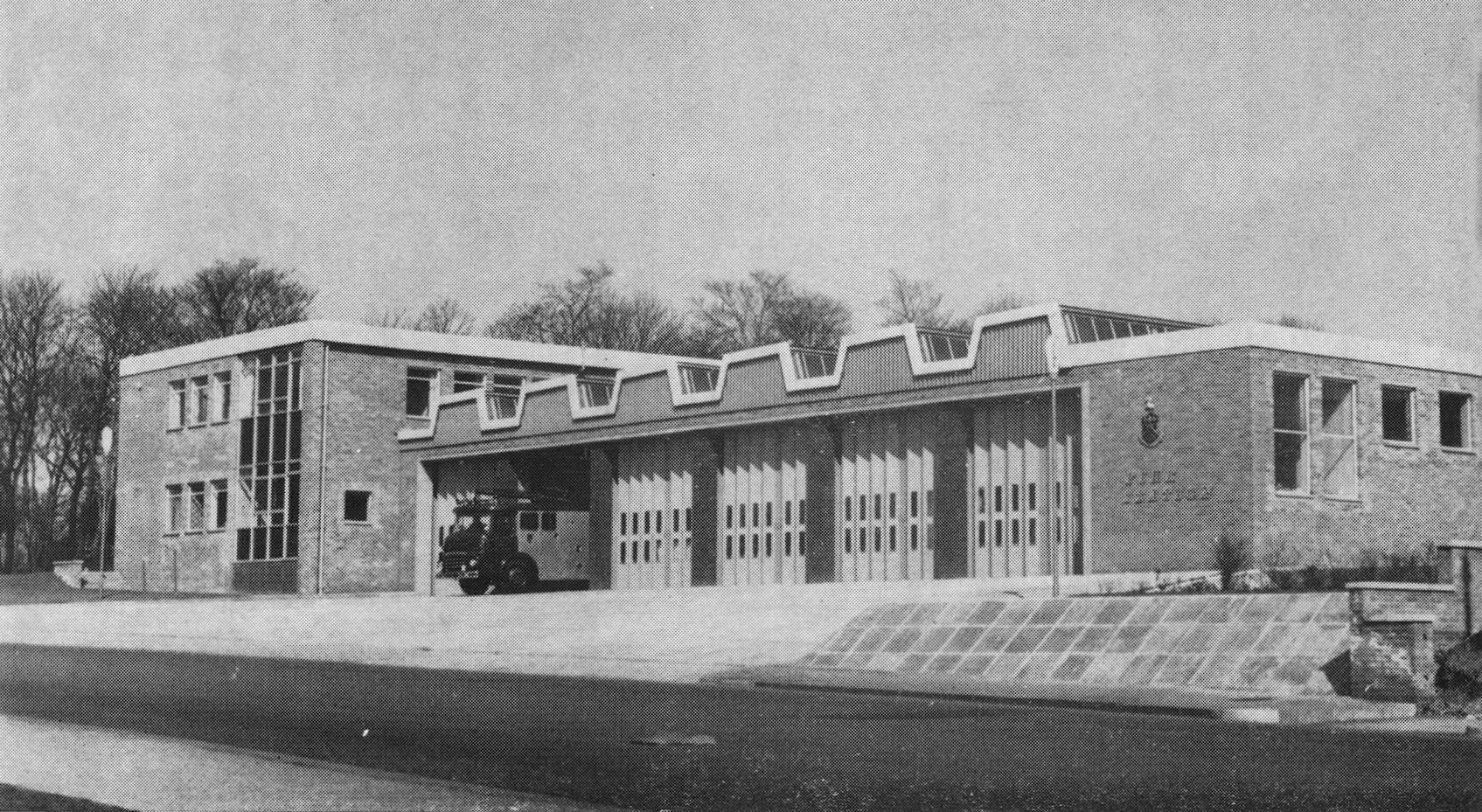 New Fire Station 1967