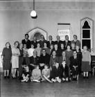 Vicar Organised A Celebration Social