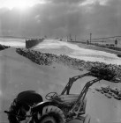 Road And Rail Battle To Clear Snow