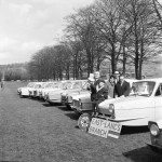 Car club held Towneley get-together