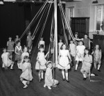 Their Maypole Dance Helped Raise Funds