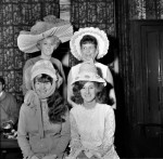Difficult Job For Judges In Easter Bonnet Contest