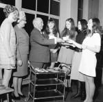 Mayor At Girls' School Reunion