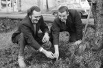 Councillors Try Their Hands At Gardening