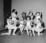 Ballet Aids Junior Naturalists