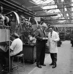 Burnley's First New Industry