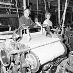 Faith Founded This Hillside Factory