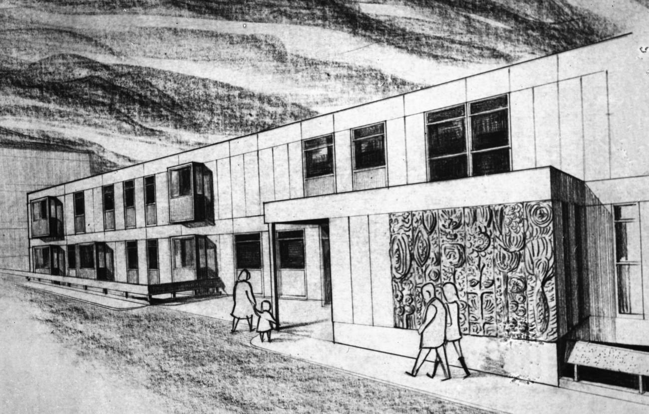 Blueprint For A Centre