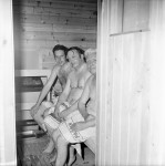 Hot Seat  For Councillors At New Sauna Baths
