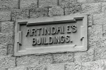 Artindales left their mark on Burnley-plaque is the last trace of famous family