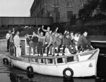 Canal Cruise, Hot Dogs And Barbecue For Boys' Brigade