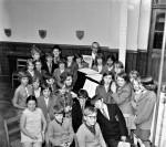 Burnley Wood Junior School Gilbert and Sullivan Group