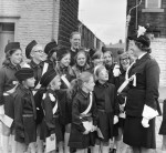 Burnley's First Church Girls' Brigade At St. Catherine's