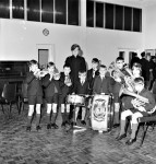 The Old To The New: Salvation Army Keeps Pace With the 70's (4 of 6)