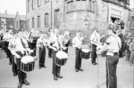 Brigade in step with drum (2 of 2)