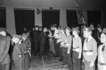 Chaplain hi-jacked as Boys Brigade go on Rampage