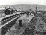 Demolition of Colne Railway Station