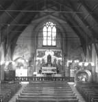 Inside St Bartholemew's Church