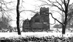 St Michael and All Angels in the Snow