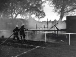 Fire at Colne Dynamoes