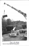 Removing the Railway Bridge