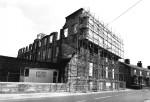 Demolition of Oak Street Mill