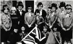 Girl Guides Flags Dedication