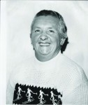 Jenny Fox - Swimmer champion