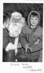 Kevin Rose at Barnoldswick Christmas Fair