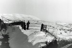 Beautiful Pendle's snowy mantle