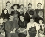 The Cast of Hobson's Choice