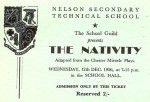 Ticket for The Nativity