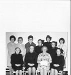 Salvation Army Womens' Group