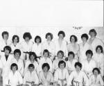 Judo Grading contest