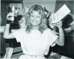 Jillian Anderson - Pendle Enterprise Award 1984