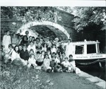 Walter Street Primary School Trip, Bob Booth and 'Marton Emperor'
