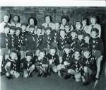 Cub Scouts get Golden Arrows