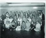 Nelson & Colne College theatre group; cast