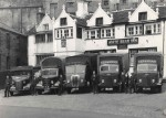 V.E Haighton Ltd Vehicles at The White Bear Inn