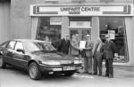 Award for Burnley Car Dealers (2 of 3)