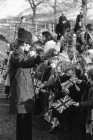 Princess Anne Visit 1977