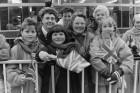 HM Queen's Visit 1987